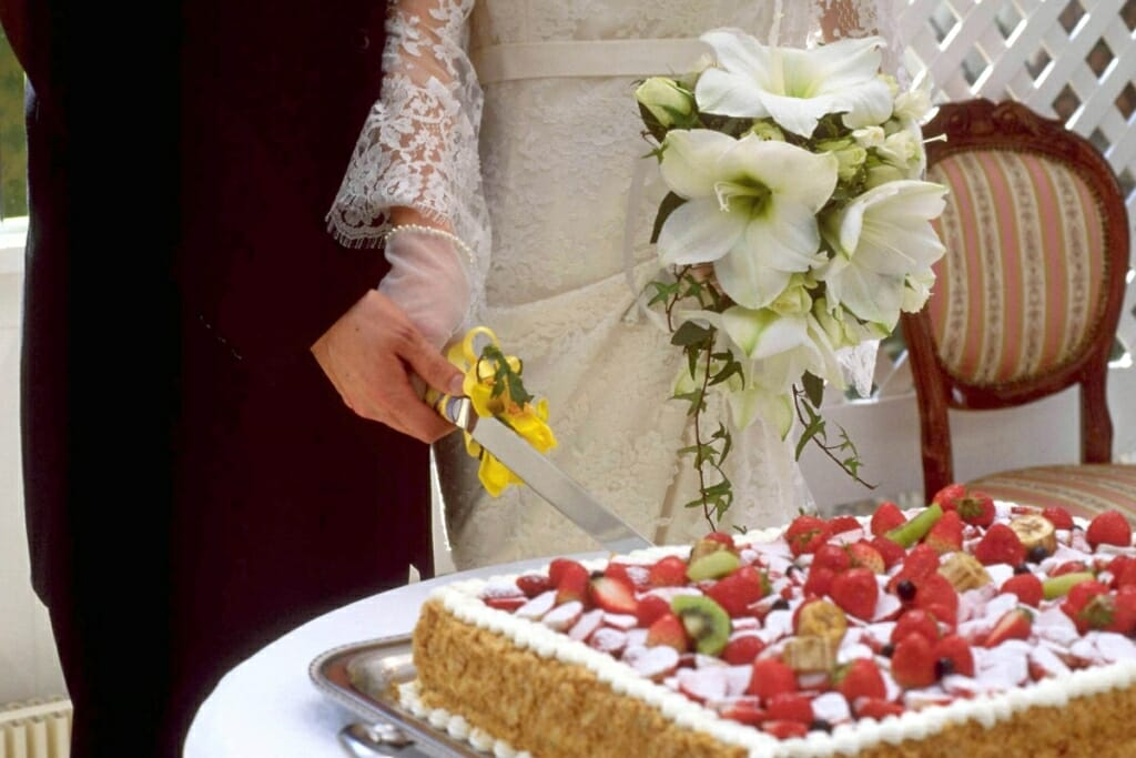 結婚式披露宴の流れとスケジュール